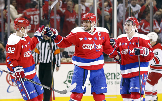 Washington Capitals Win 2018 Stanley Cup Champions