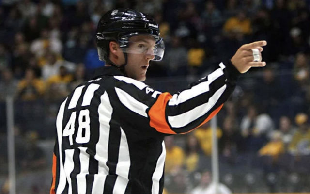 NHL Referee Qualifies For 2018 US Open