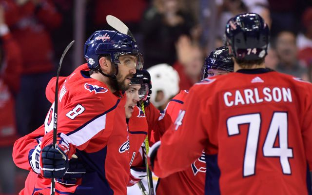 Washington Capitals Take 3-1 Lead In NHL Stanley Cup Finals
