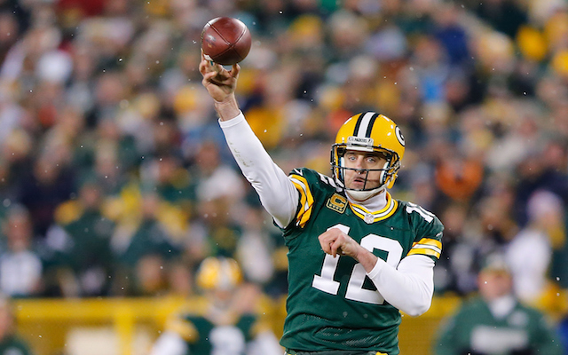 Aaron Rodgers Signs Record Breaking Extension