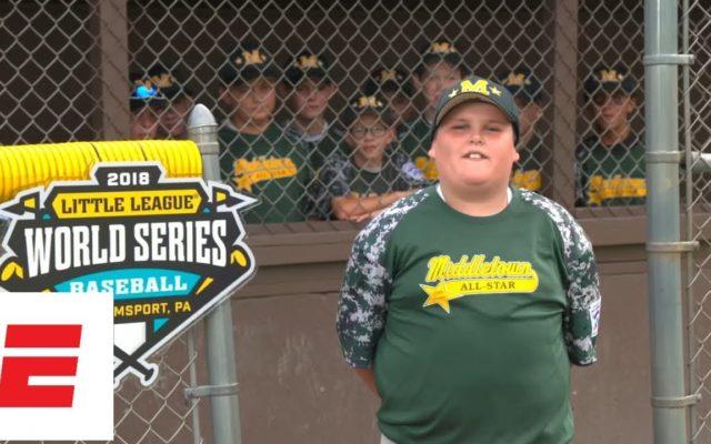 d26a21518 2018 Major League Baseball Little League Classic - Sportingpedia ...
