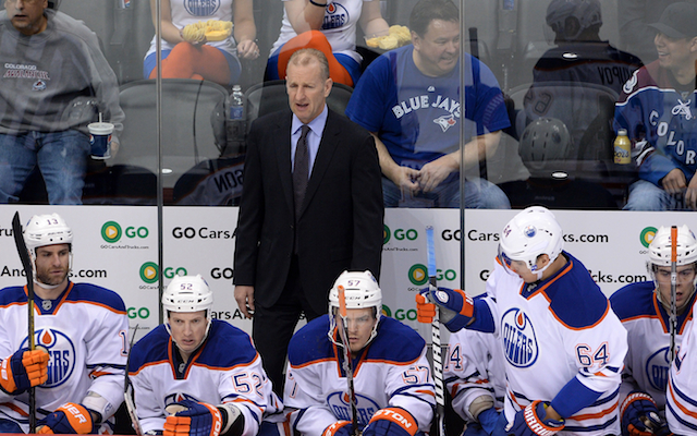 NHL News: Edmonton Oilers Trying To Get Back On Track