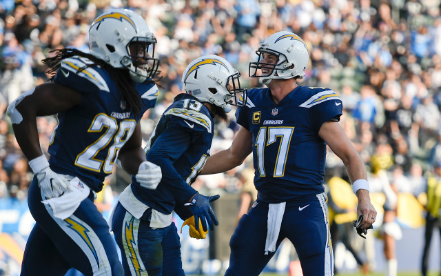 7f6723d8b63 Los Angeles Chargers vs. Pittsburgh Steelers Preview, Tips, & Odds ...