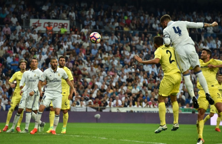 Real Madrid Vs Villarreal La Liga EDT (USA Time), BST ...