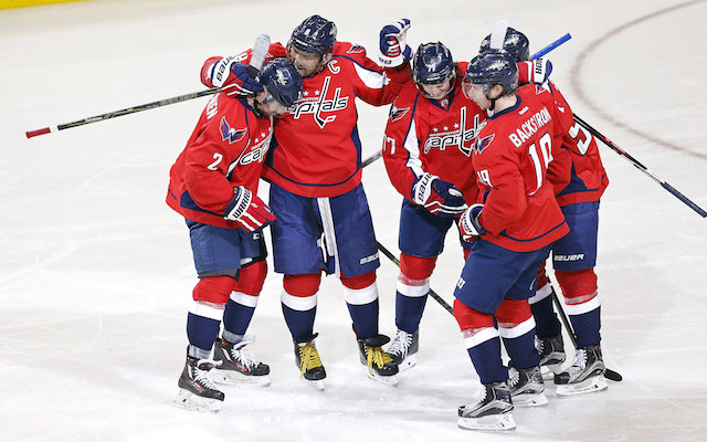 NHL News: Capitals Building Up Steam