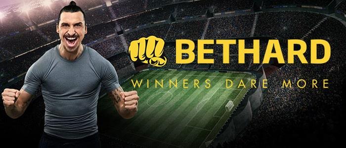 Bethard Sportsbook Intro