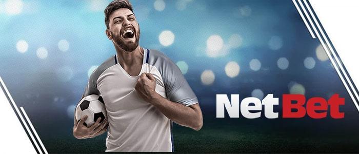 NetBet Sportsbook Intro