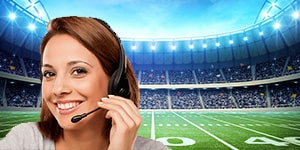 Sports Betting Sites Support