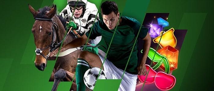 Unibet Sports Intro