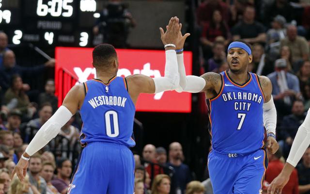 Washington Wizards vs. Oklahoma City Thunder Preview, Tips, and Odds