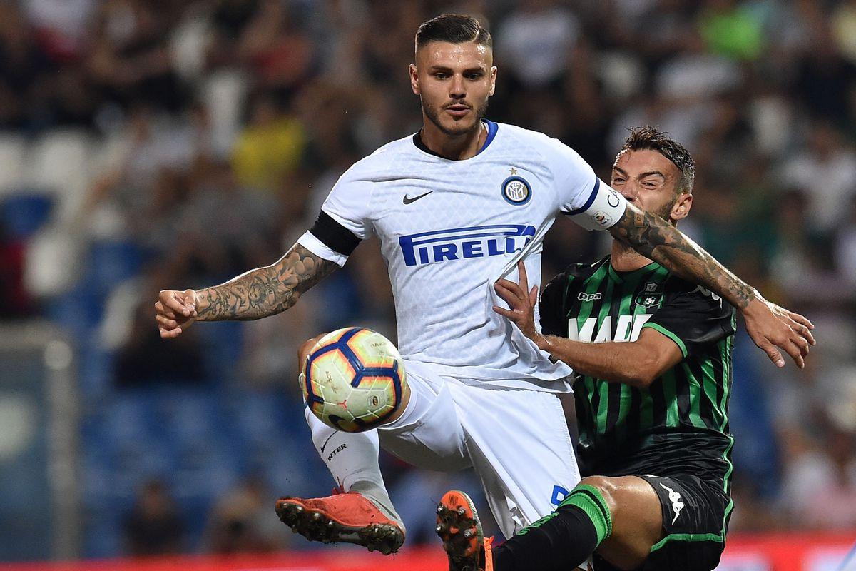 Inter Vs Sassuolo Preview Tips And Odds Sportingpedia