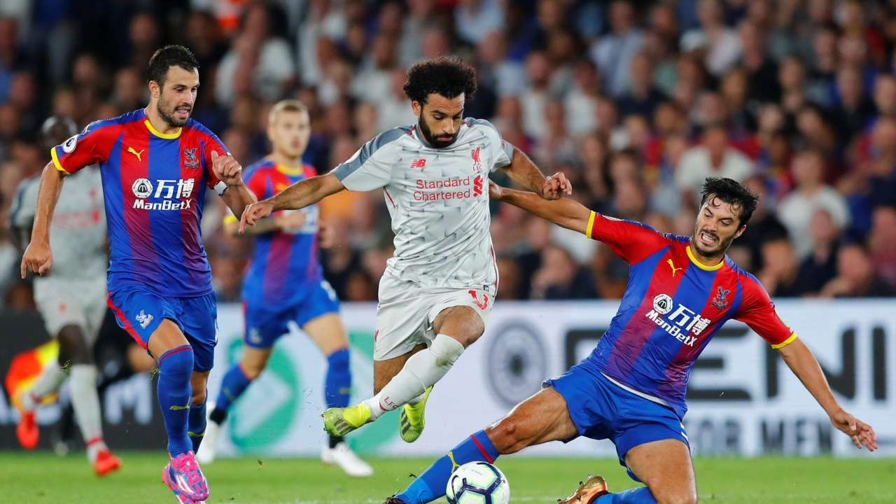 League Leaders Liverpool Will Host Crystal Palace On Sa Ay In A Game Of The Premier League The Reds Managed To Escape Their Mini Crof Two Defeats