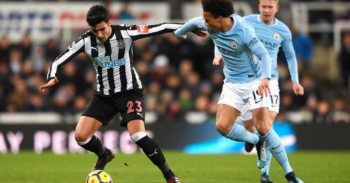 Man City Gegen Newcastle