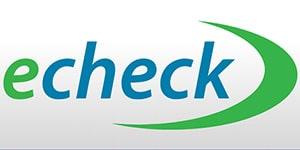 eCheck Betting Sites