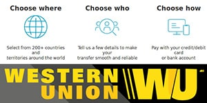 Western Union Sports Betting Sites - Best Bookmakers