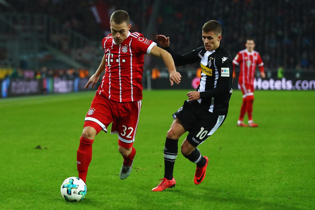 Borussia Mönchengladbach Bayern München