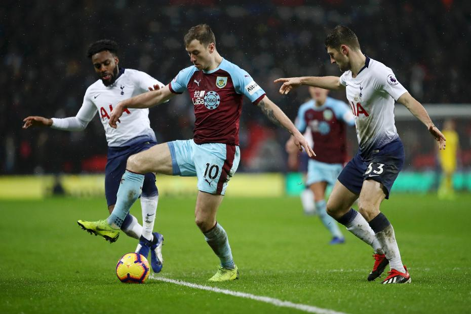 Burnley Tottenham