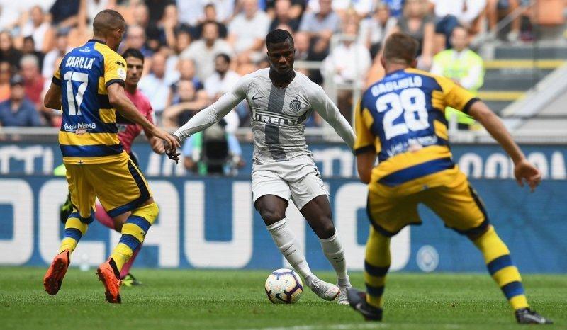 Parma Vs Inter Stats