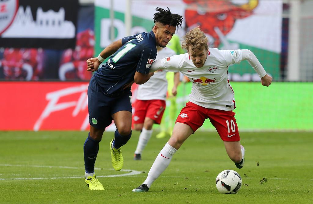 Leipzig Vs Wolfsburg