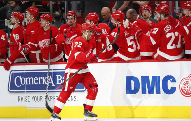 Detroit Red Wings vs. Chicago Blackhawks Preview, Tips, and Odds