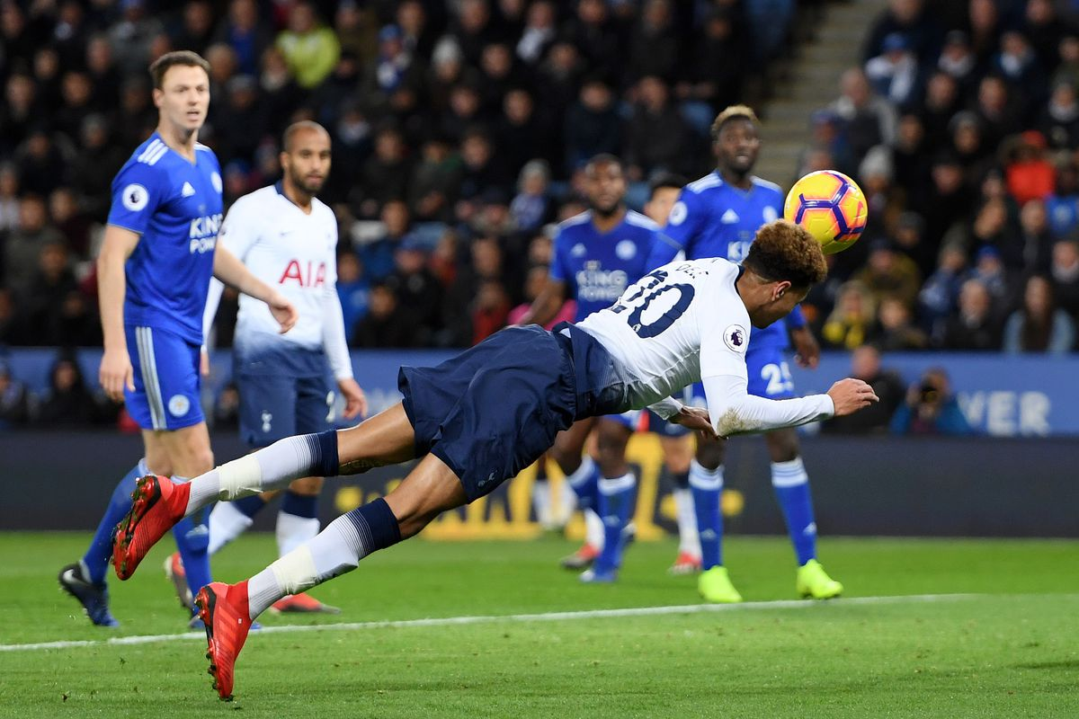 Leicester Tottenham
