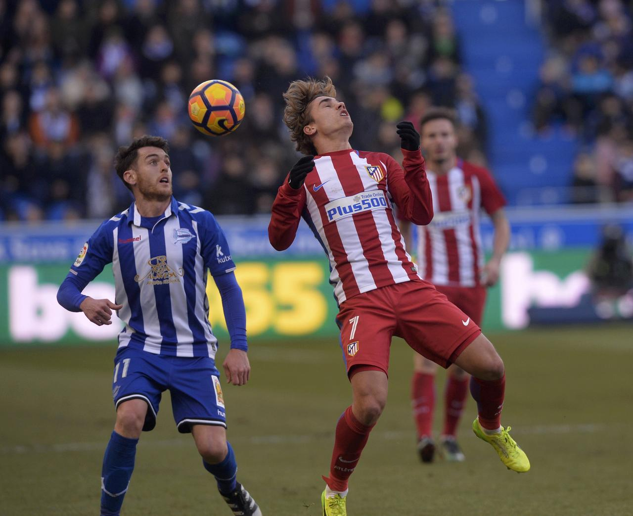 Five things learned from Alaves 1-1 Atletico Madrid | Squawka  |Atlético Madrid--alavés