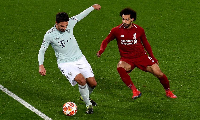 Bayern Liverpool