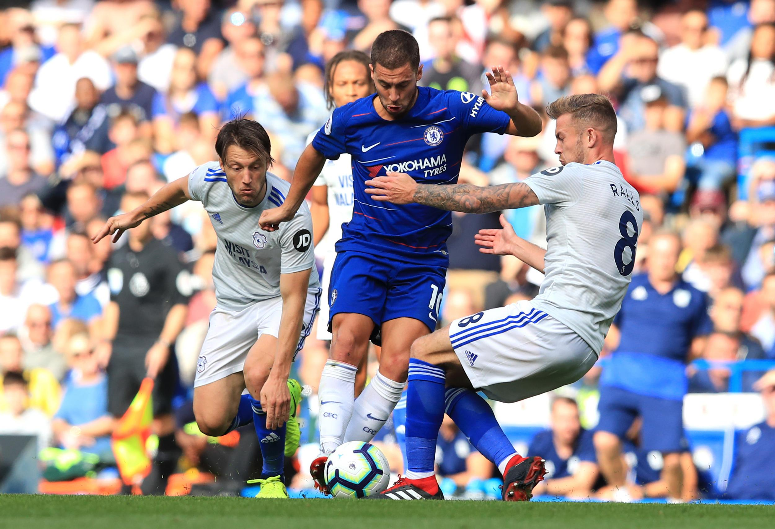 Cardiff Will Welcome Chelsea To Cardiff City Stadium On Sunday For The Teams Match Of Round  In The Premier League The Hosts Are The First Team In The