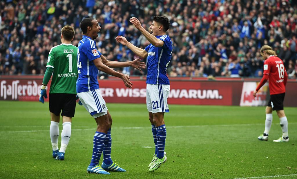Schalke Vs Hannover