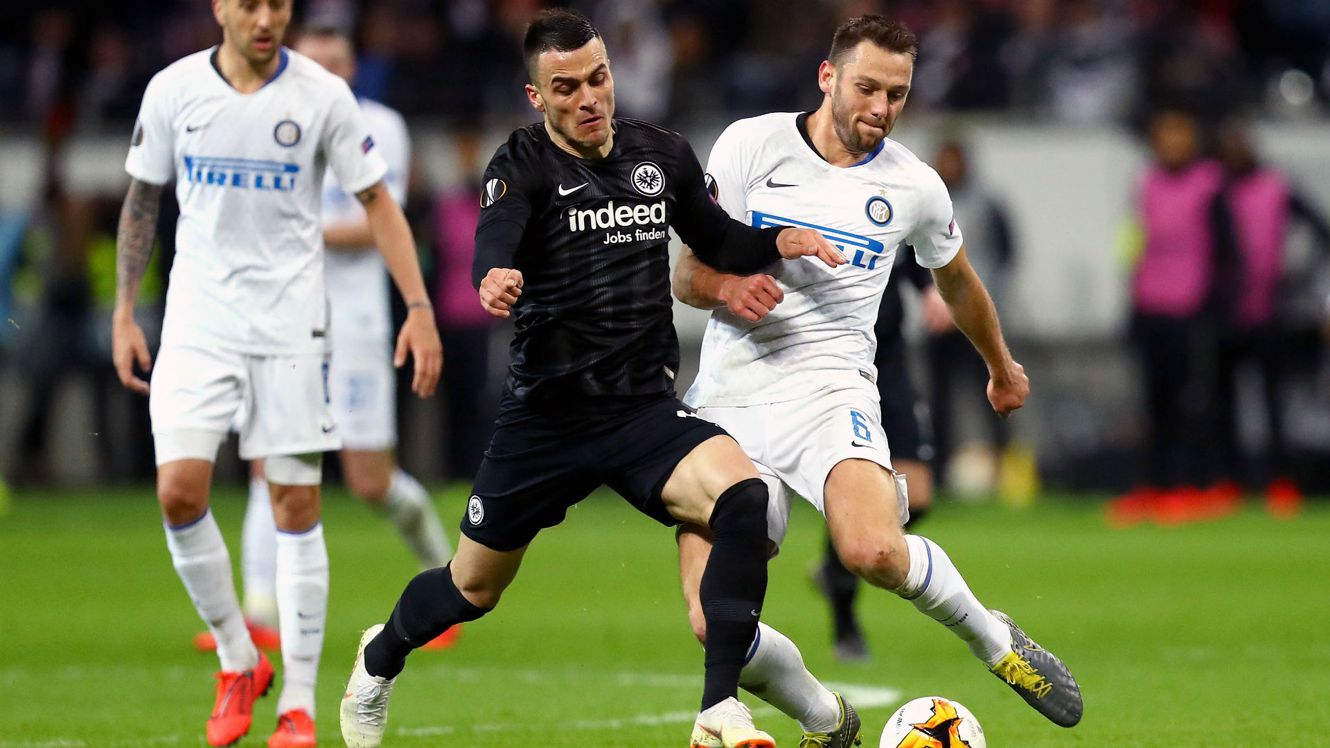 Inter Vs Eintracht Frankfurt Preview, Tips And Odds