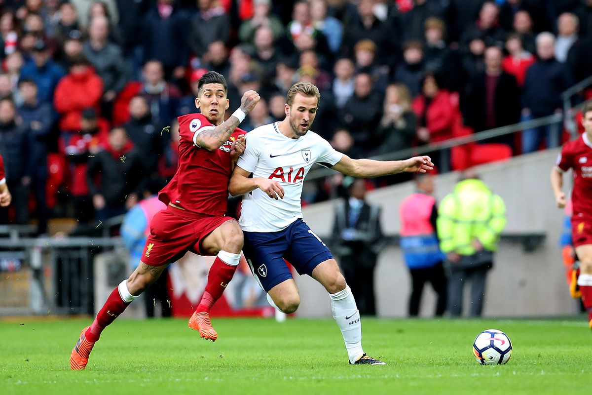 Tottenham Vs Liverpool H2h