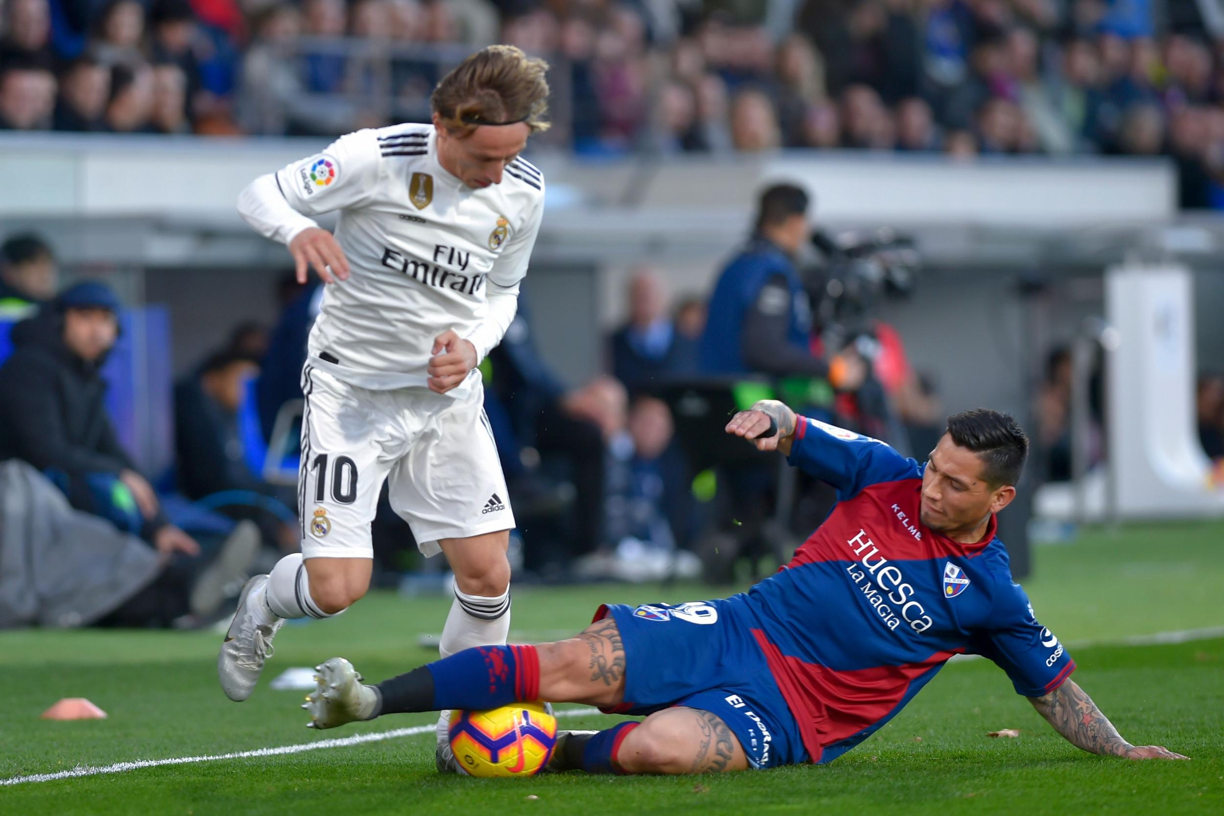 real madrid vs huesca - photo #16