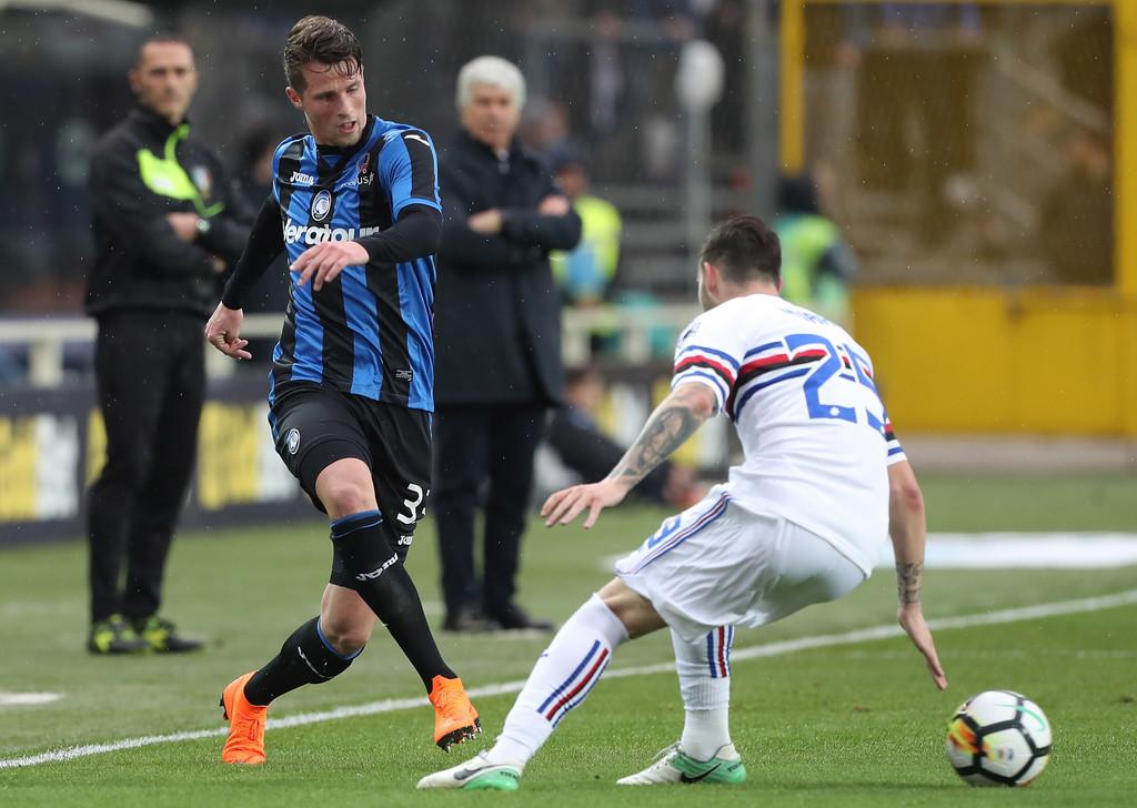 Kết quả hình ảnh cho sampdoria vs atalanta prediction
