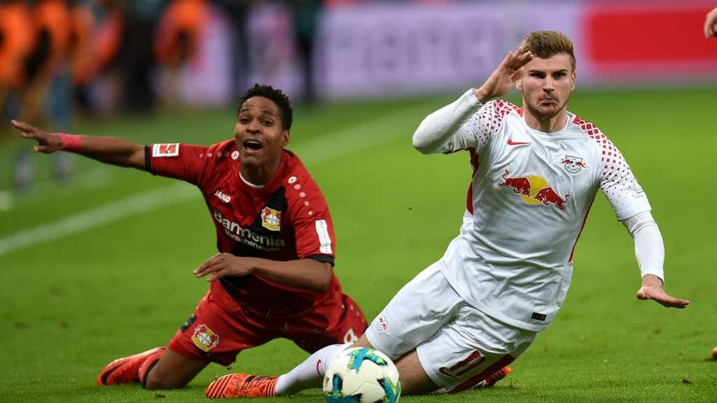 Leverkusen Rb Leipzig
