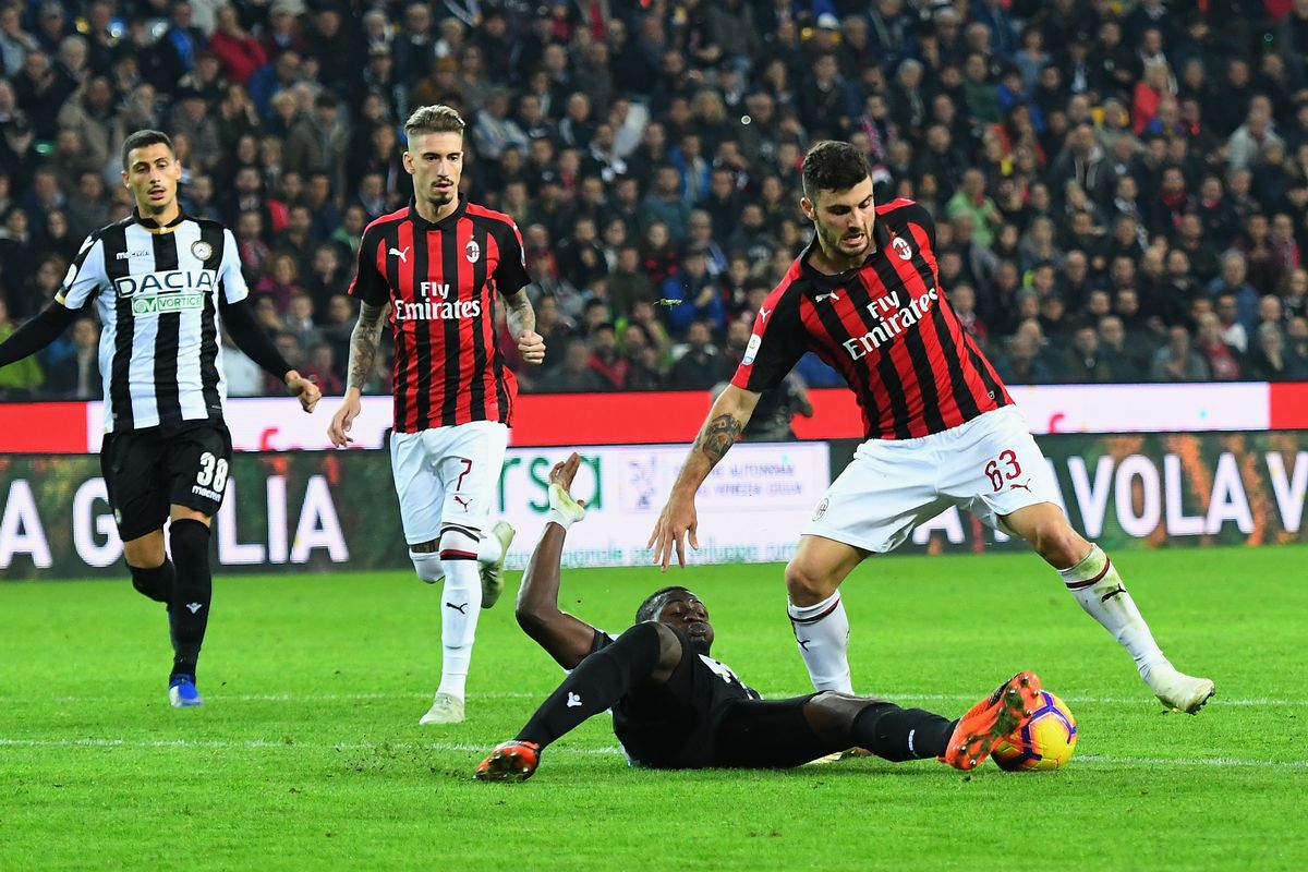 Milan Vs Udinese Preview Tips And Odds Sportingpedia Latest Sports News From All Over The World