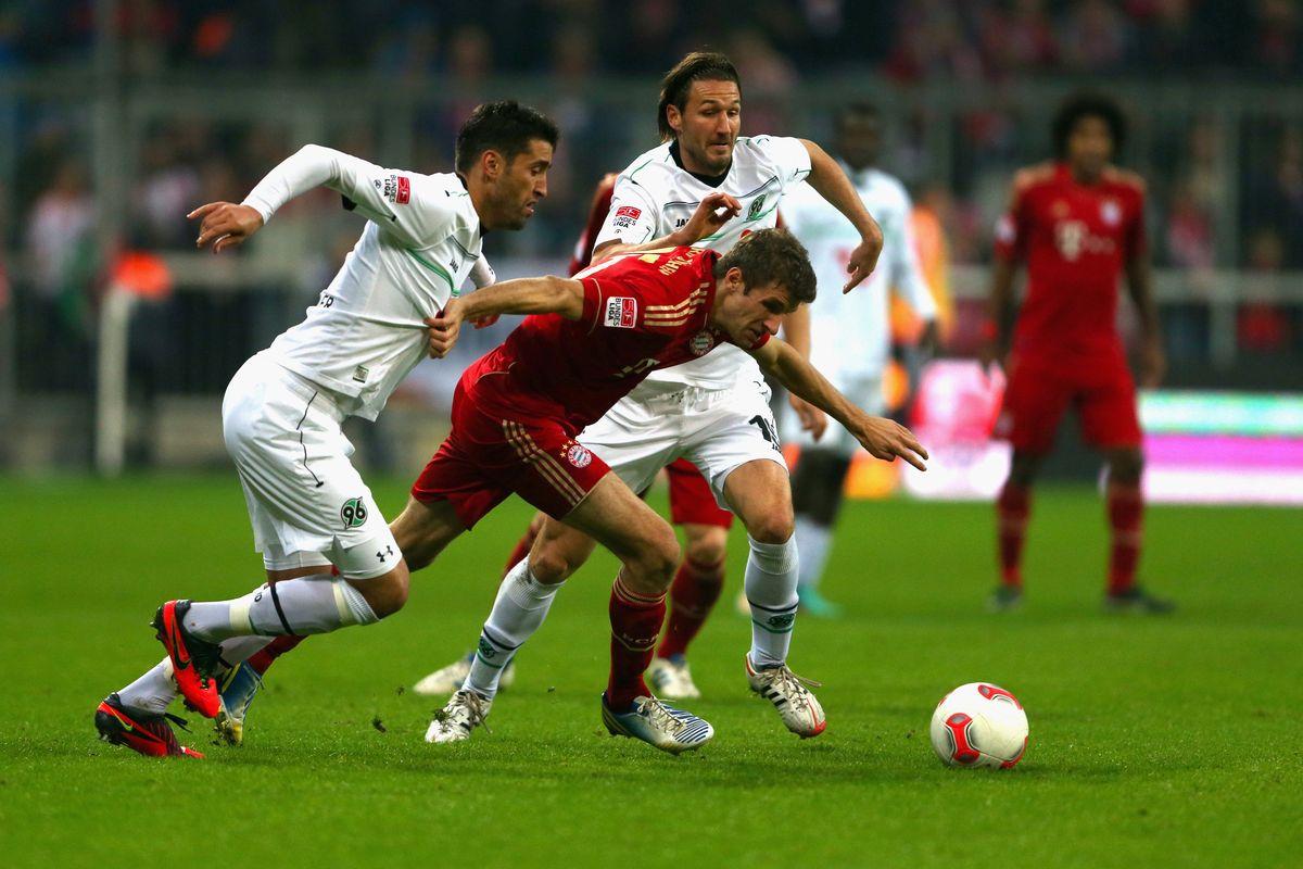Bayern München Hannover