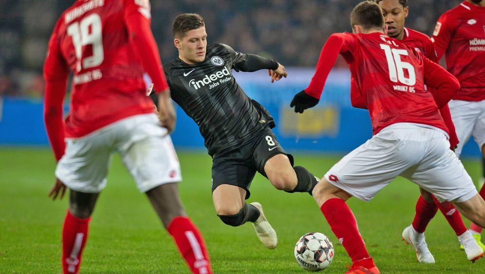 Mainz Vs Frankfurt