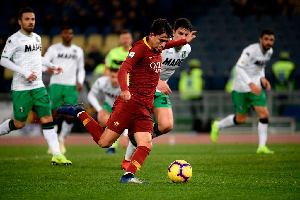 Image result for Sassuolo vs AS Roma