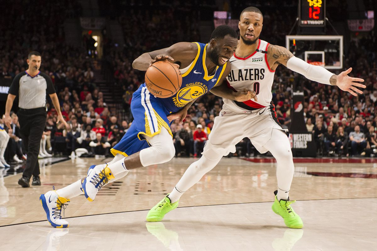 Golden State Warriors at Portland Trail Blazers Preview, Tips and Odds