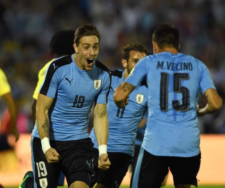 chile vs uruguay - photo #14