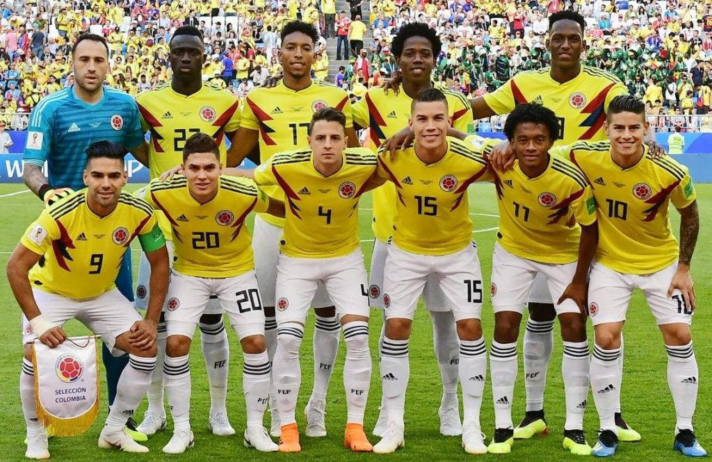 colombia vs qatar - photo #2