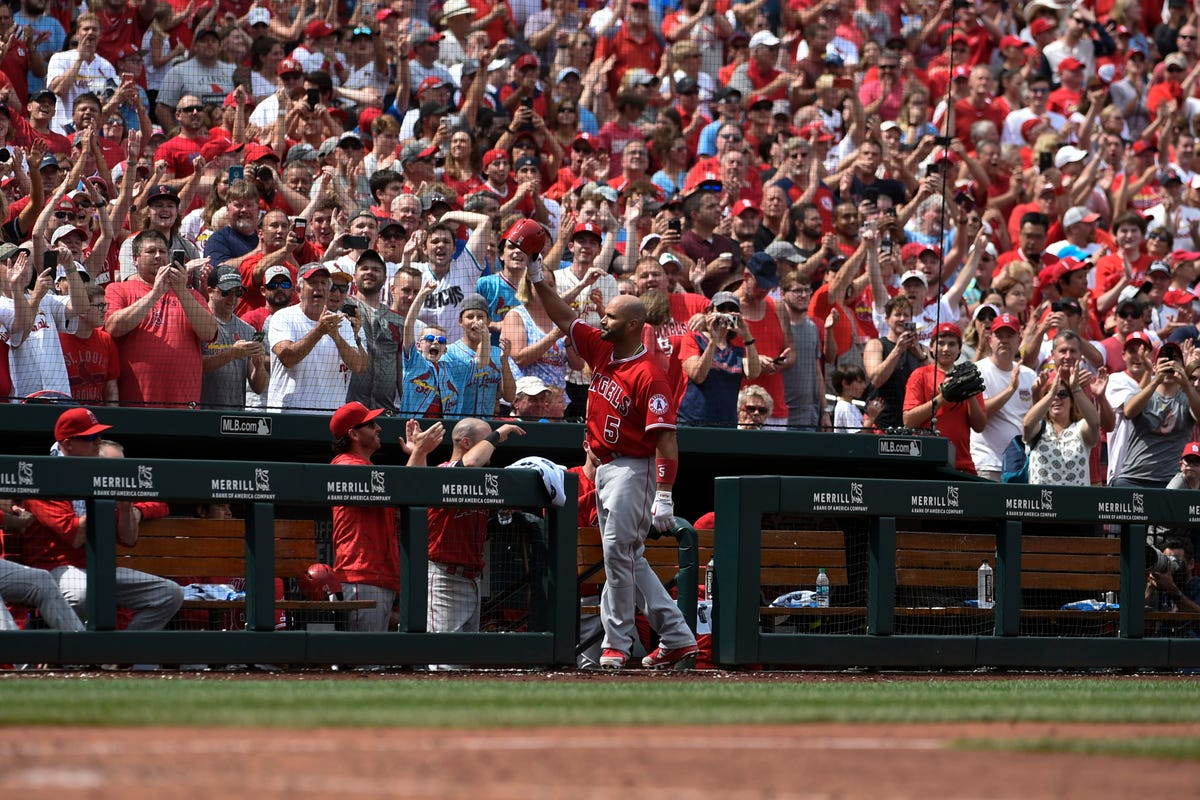 Los Angeles Angels at St. Louis Cardinals Preview, Tips and Odds