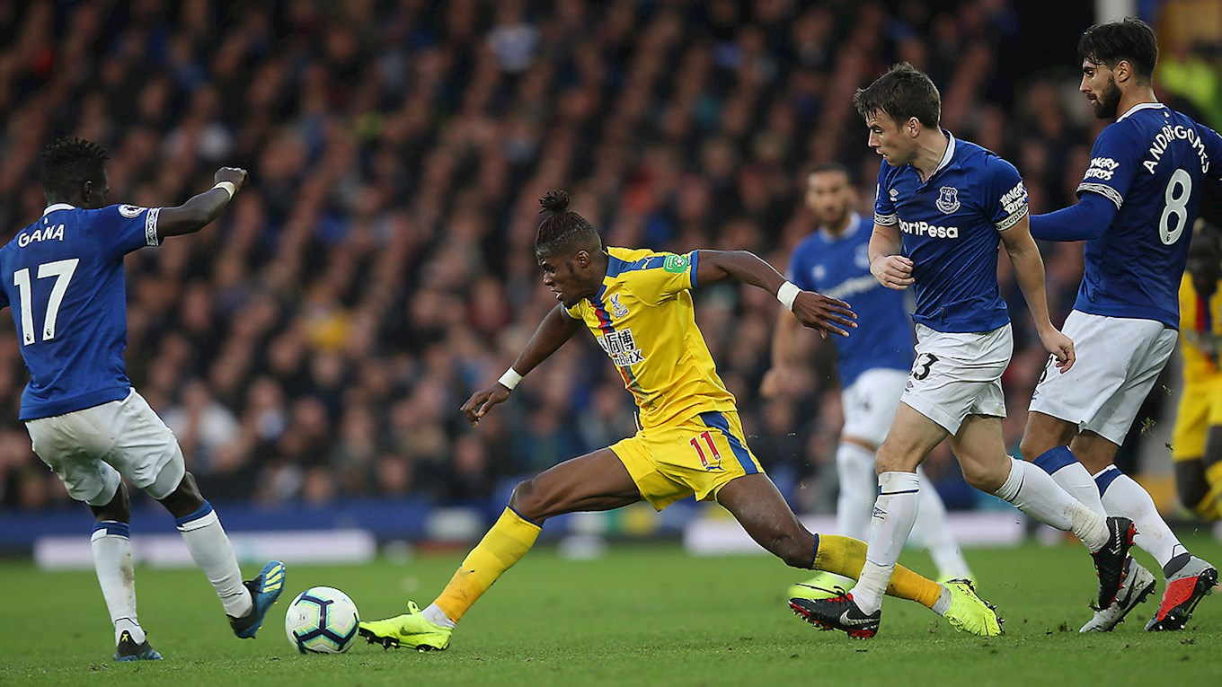 crystal palace vs everton - photo #2
