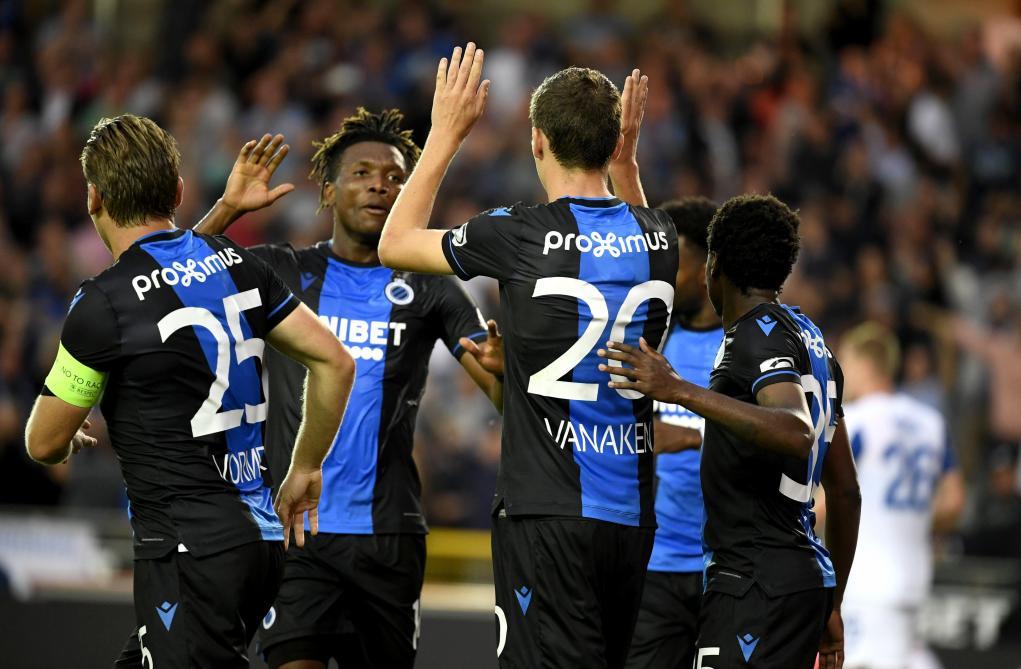 Dynamo Kyiv V's Club Brugge