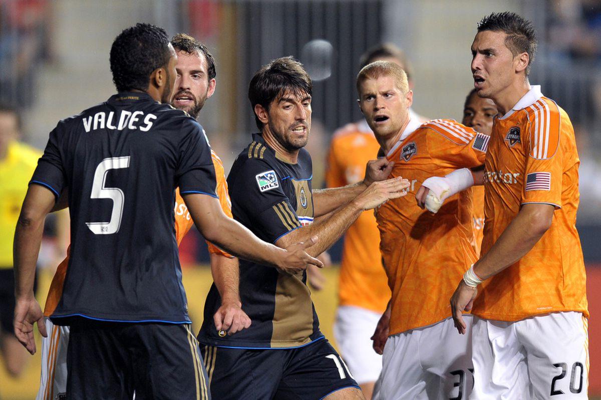 Philadelphia Union vs Houston Dynamo Preview, Tips and Odds