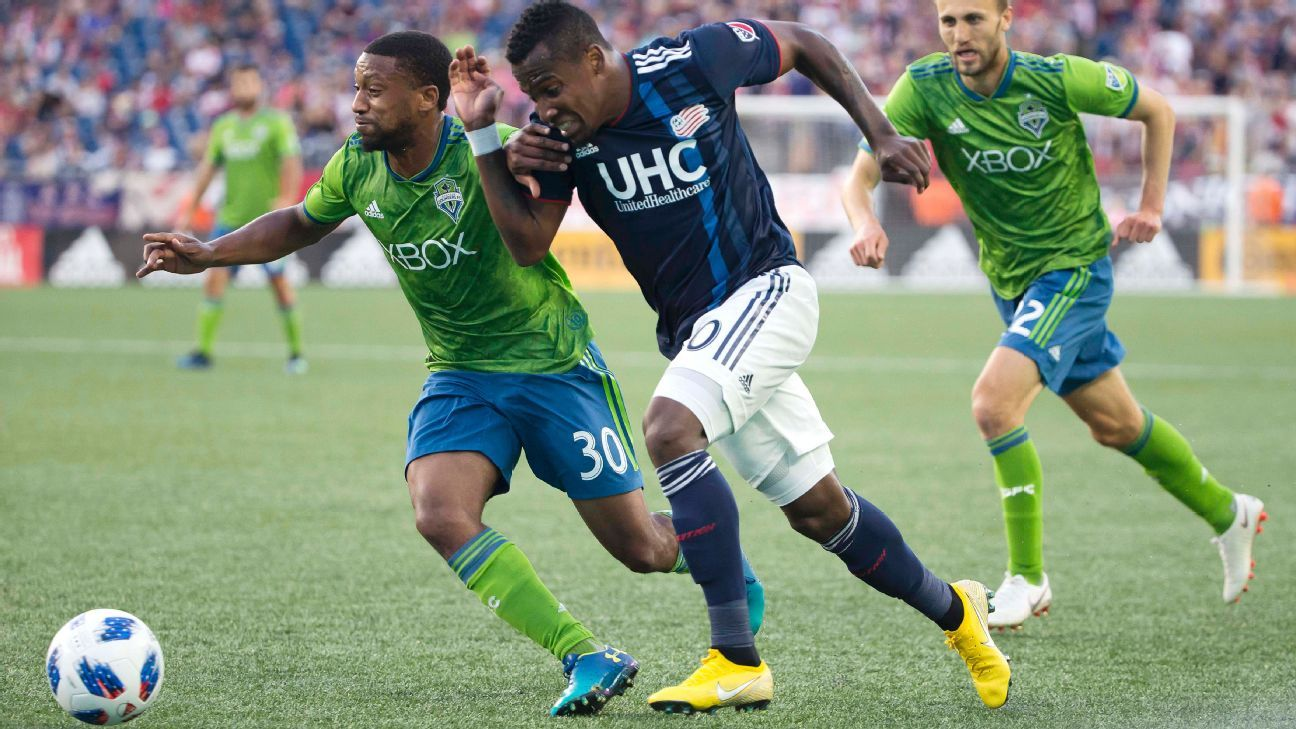 Seattle Sounders vs New England Revolution Preview, Tips and Odds