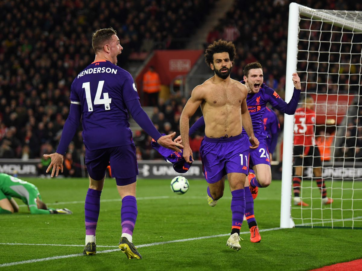 southampton vs liverpool - photo #1