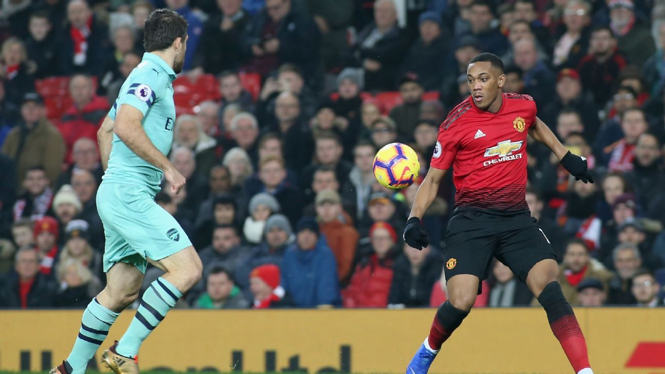 Manchester United Vs Arsenal Preview, Tips And Odds