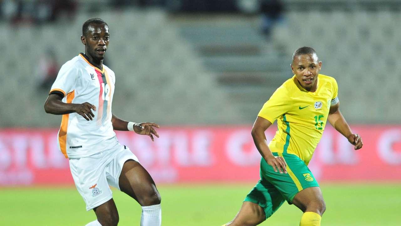 Zambia Vs South Africa