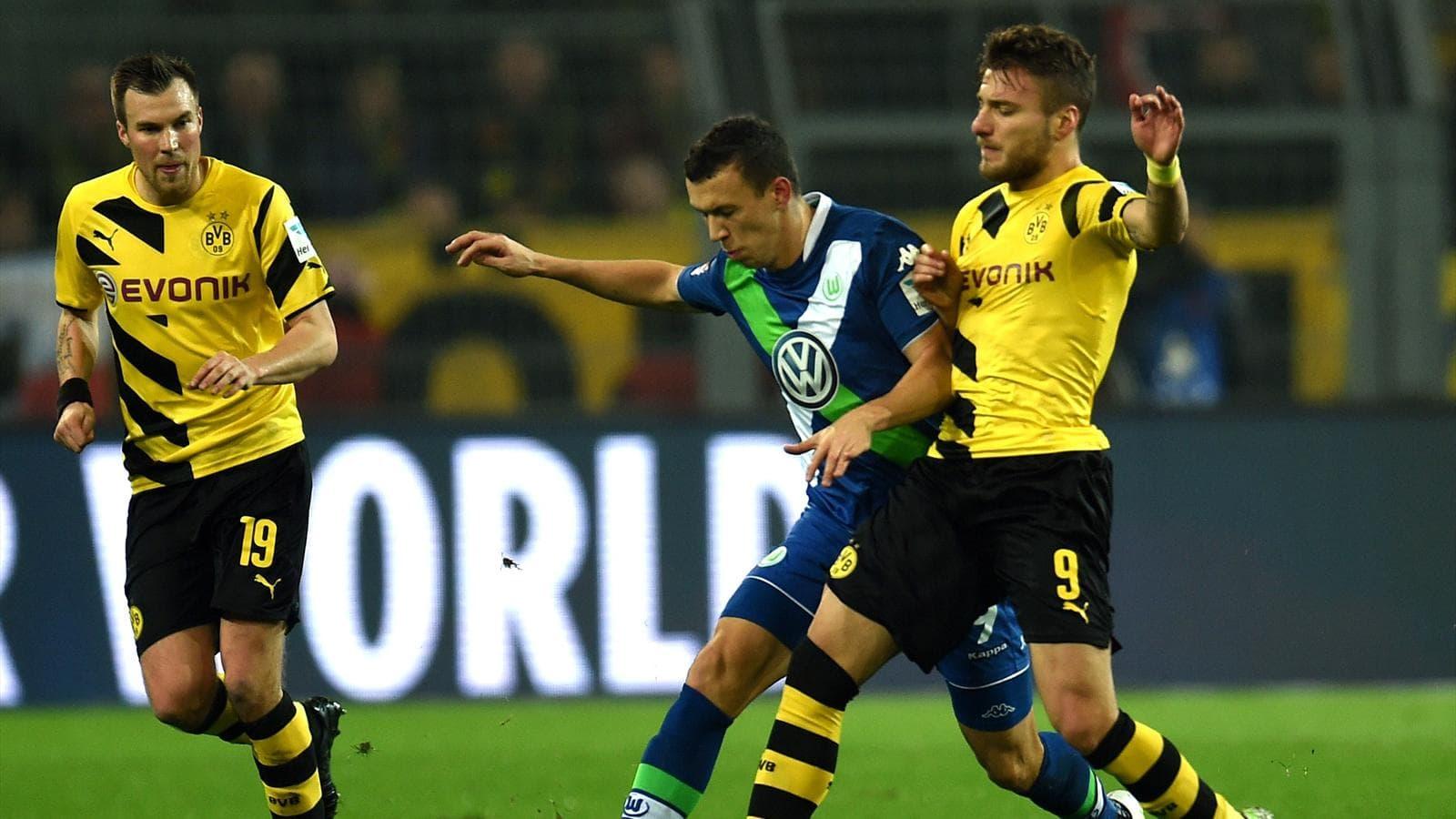 Pokal Dortmund Wolfsburg